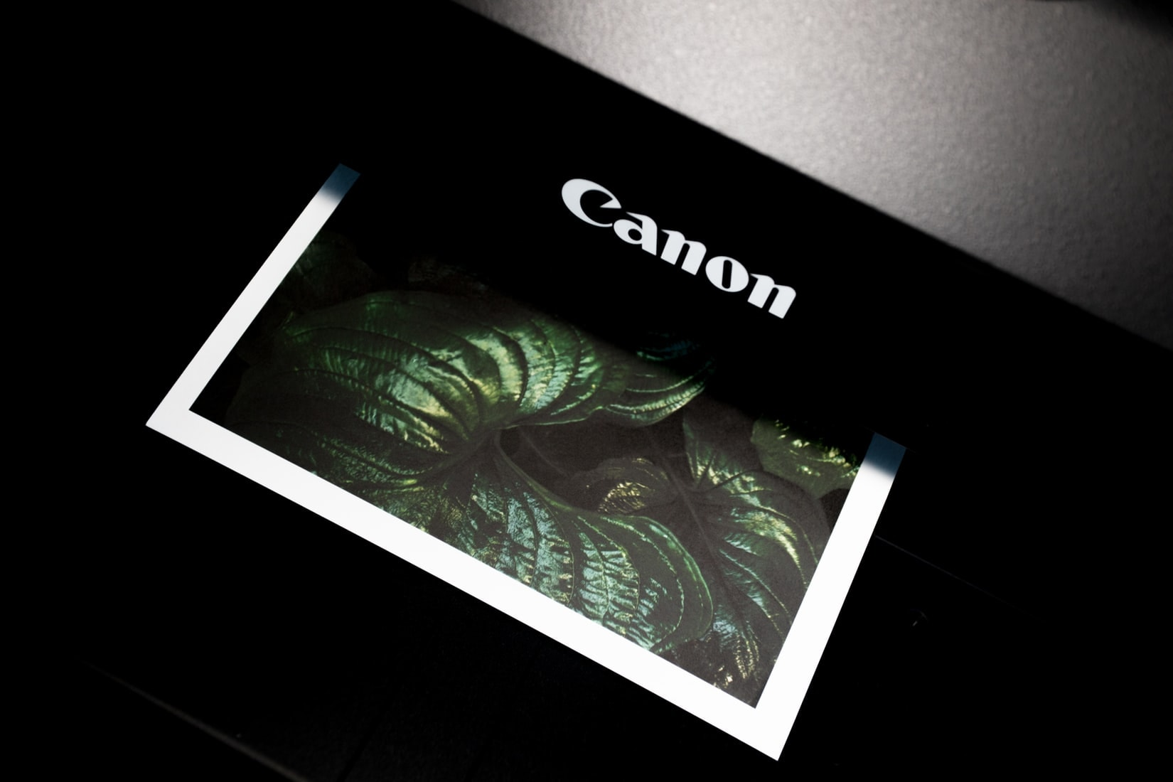 Canon printer met foto