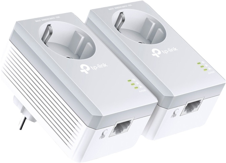 Tp Link Tl Pa4010p Adapters