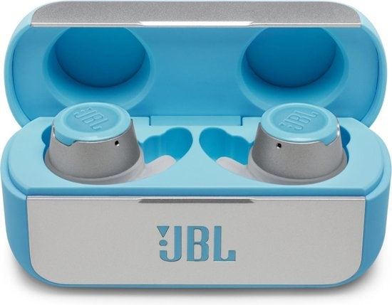 Jbl Reflect Flow Oordopjes In Laadstation