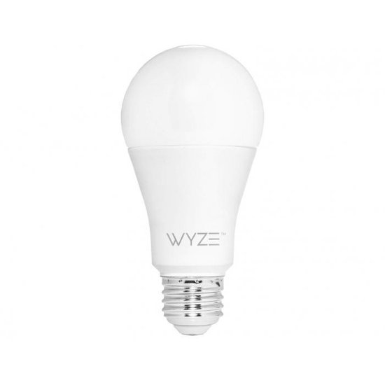 Wyze Bulb 4 Pack 800 Lumen Tunable White LED WiFi