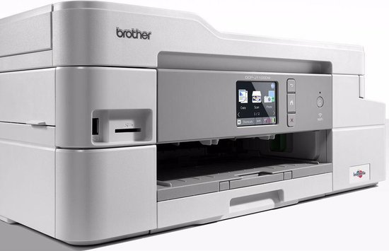 brother dcp j1100dw all in one box inktjet